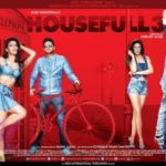 An interesting poster of Housefull 3 movie
