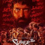 An intriguing poster of Super 30 - movie releasing on 25th Jan 2019