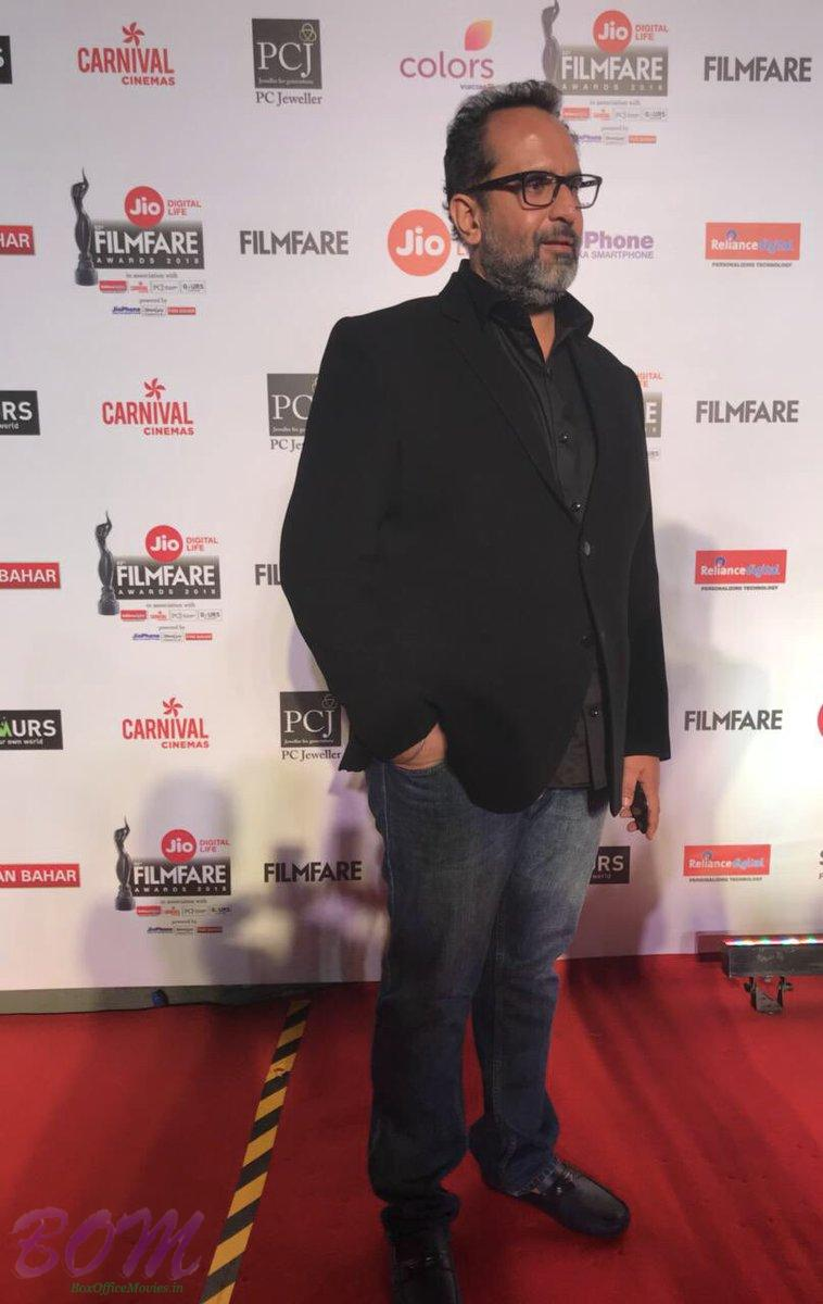 Anand L Rai on Jio Filmfare 2018