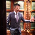 Anil kapoor new look in Dec 2016