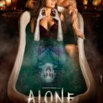 Another creative poster released on 5 Jan 2015 of Alone movie