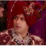 Another picture of Salman Khan from Prem Ratan Dhan Payo