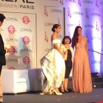 Katrina Kaif and Sonam Kapoor at Loreal Paris India Event Today