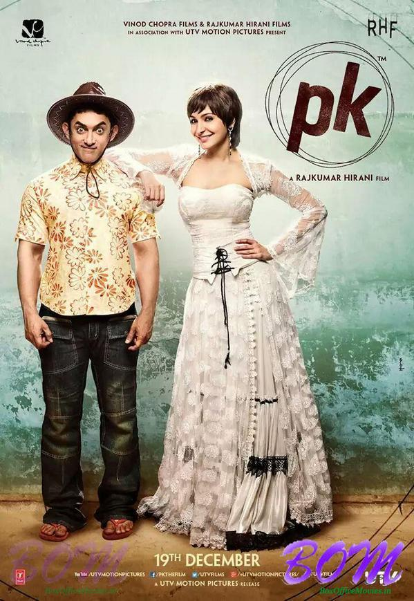 Lo and Behold! Aamir Khans PK poster finally clothed