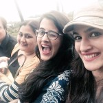Aonther picture of Kriti Sanon with family