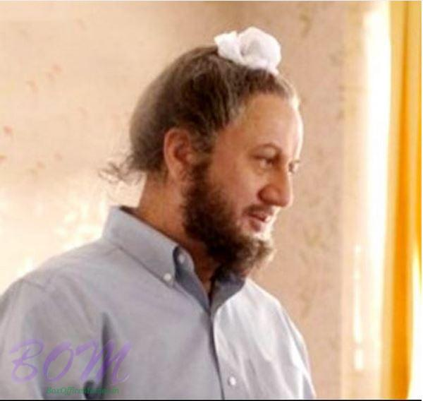 Anupam Kher new hair style for one upcoming movie