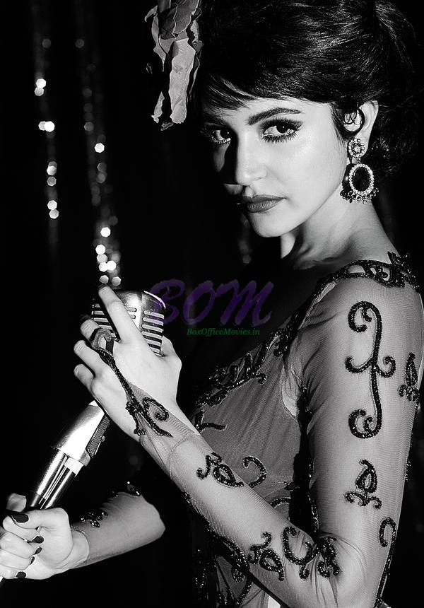 Anushka Sharma first look as 'Rosie' in Bombay Velvet