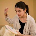 Anushka Sharma first look in Sui Dhaaga