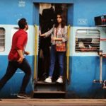 Arjun Kapoor DDLJ style picture with Shraddha Kapoor in Half GirlFriend movie