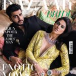 Arjun Kapoor cover boy for Bazaar Harper's April 2017 issue