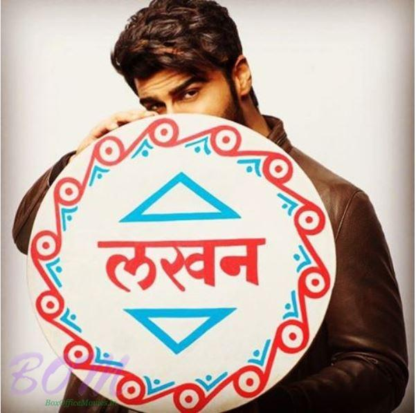 Arjun Kapoor first Ram Lakhan style with famous dhapali