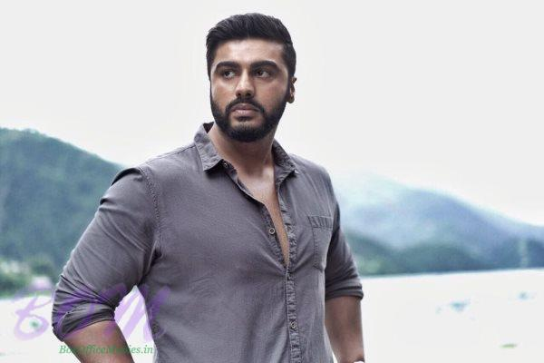 Arjun Kapoor rough look for upcoming India's Most Wanted