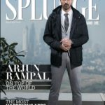 Arjun Rampal cover boy for Outlook Splurge magazine March 2017 issue