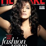 Ashwarya Rai return on the cover page most famous FILMFARE Magazine oct 2015 issue