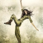 First Look of Athiya Shetty in Hero 2015