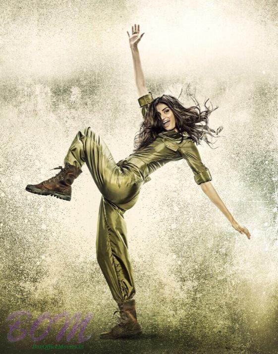 Athiya Shetty first look in Hero 2015