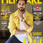 Ayushmann Khurana cover boy for Filmfare mag April 2018 issue