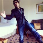 Oops you cannot miss this picture of Ayushmann Khurrana.