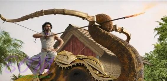 Baahubali 2 most popular fight sequence