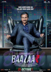 Baazaar movie new poster with revised release date as 26 Oct 2018