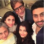 Bachchan family latest selfie