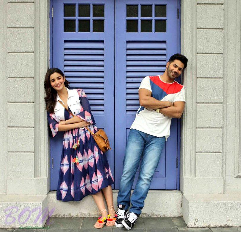 Badrinath Ki Dulhania First Look 2