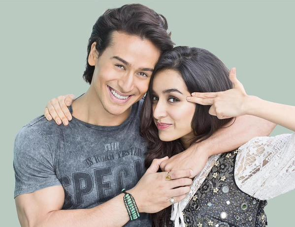 this latest picture of Baghi stars Tiger Shroff and Shraddha Kapoor ...