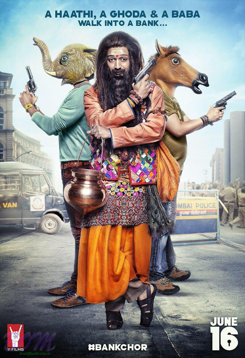 Bank Chor Movie Poster