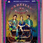 Bareilly Ki Barfi movie poster with leading stars