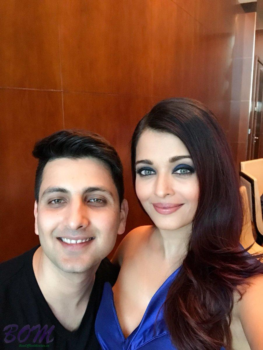 Beautiful Aishwarya Rai most buzzing pic in Jan 2018