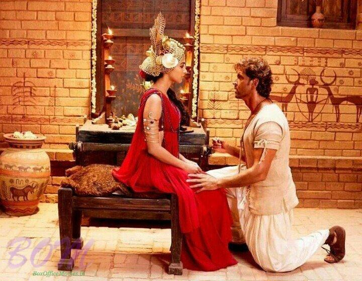 Beautiful pic of Sarman and Chaani from Mohenjo Daro