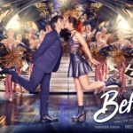 3 Kissing posters of Befikre Movie