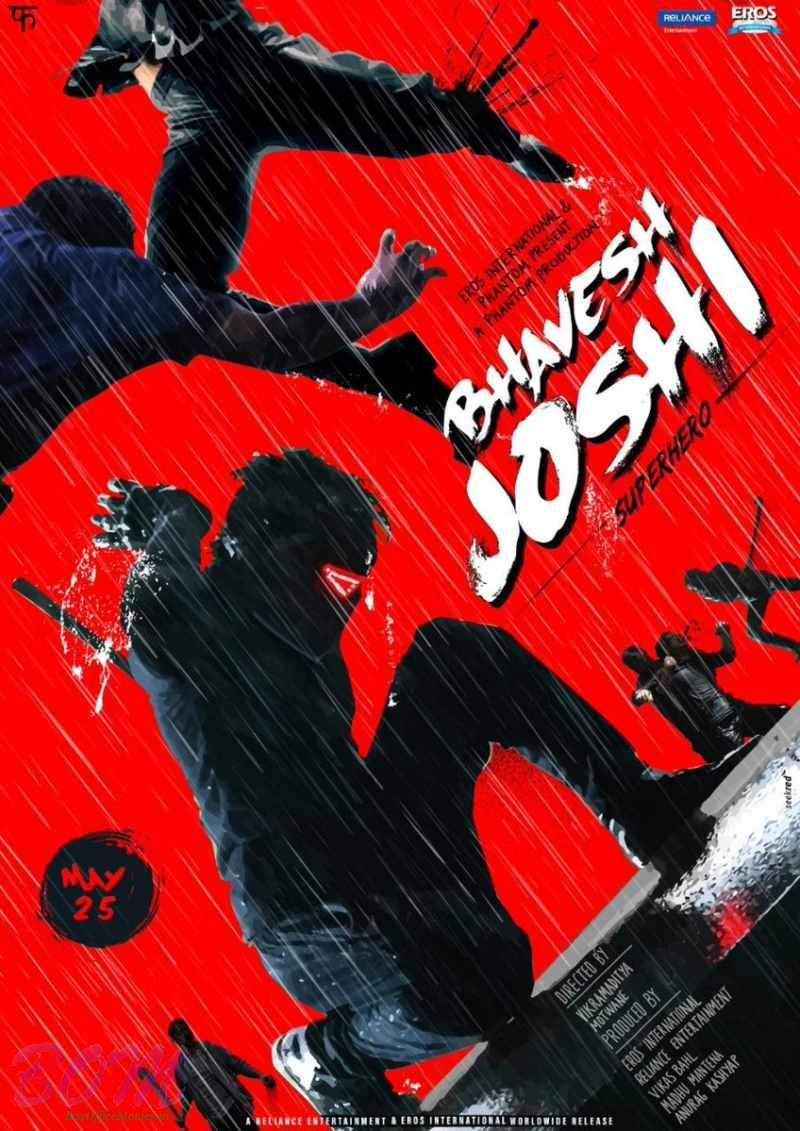 Bhavesh Joshi superhero movie second poster