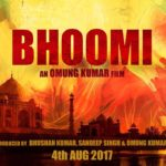 Bhoomi first poster as on 9 Dec 2016