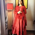 Bhumi Pednekar while promoting Shubh Mangal Saavdhan