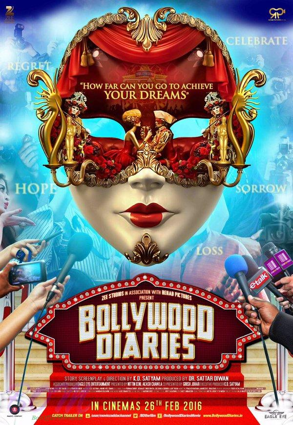 Bollywood Diaries movie poster