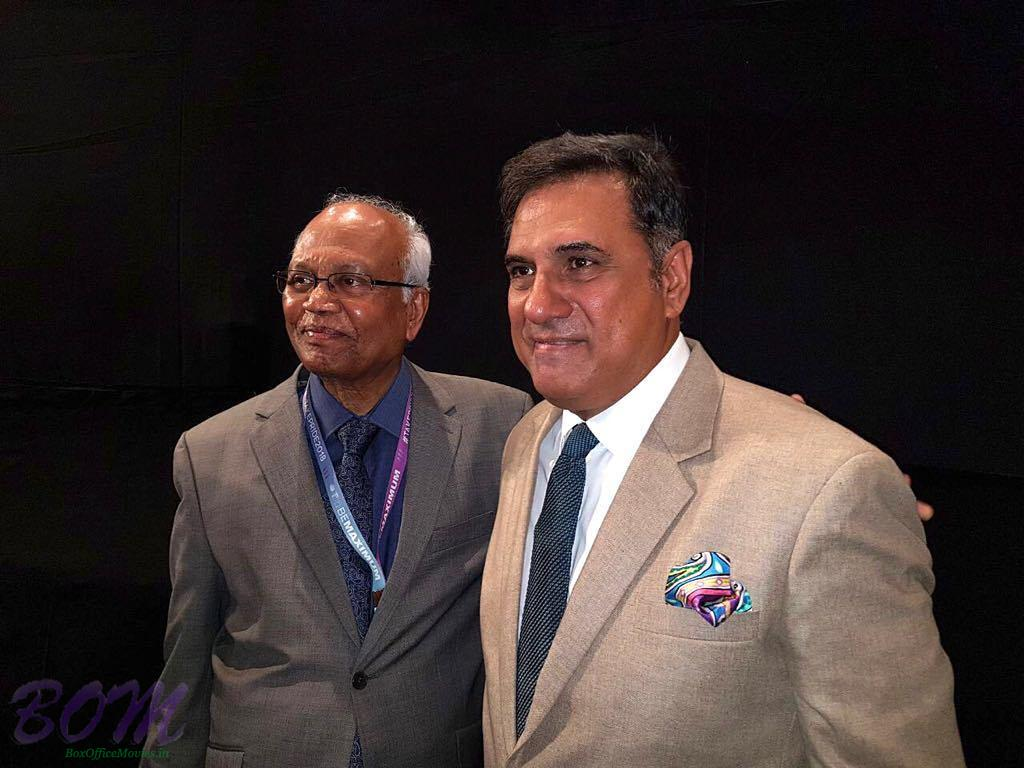 Boman Irani with India greatest scientists Dr. Raghunath Mashelkar