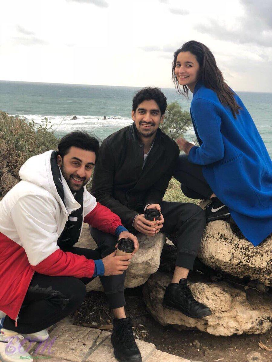 Brahmastra shooting begins with Ranbir Kapoor and Alia Bhatt in Israel