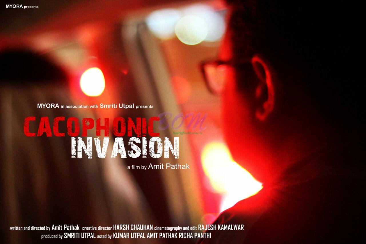 Cacophonic Invasion micro-movie Poster