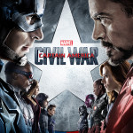 Captain America Civil War movie final poster