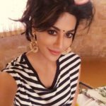 Chitrangda Singh selfie from Sahib Biwi Aur Gangster 3 movie shooting