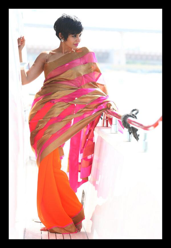Classic Elegant and Contemporary Mandira Bedi