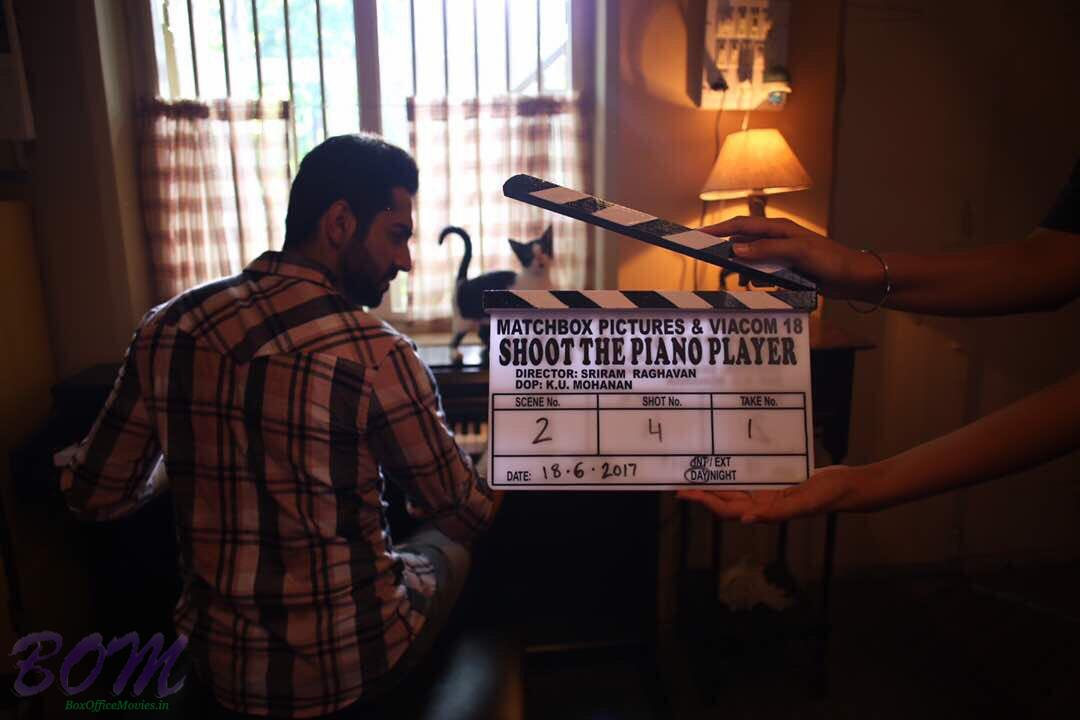 Clipper of Ayushmaan Khurana and Radhika Apte starrer Shoot the Paino Player