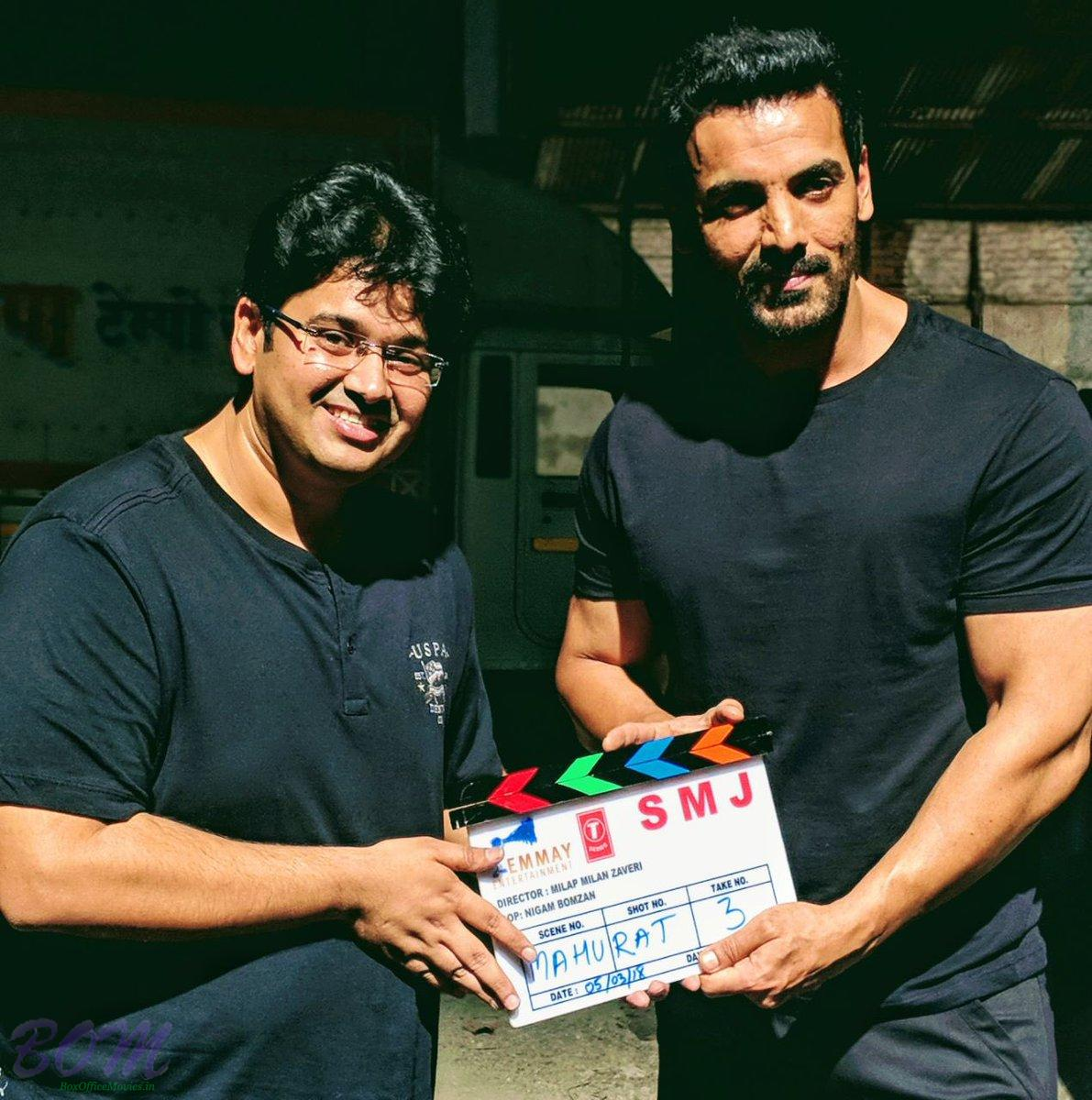 Milap Milan Zaveri to direct John Abraham in his next movie