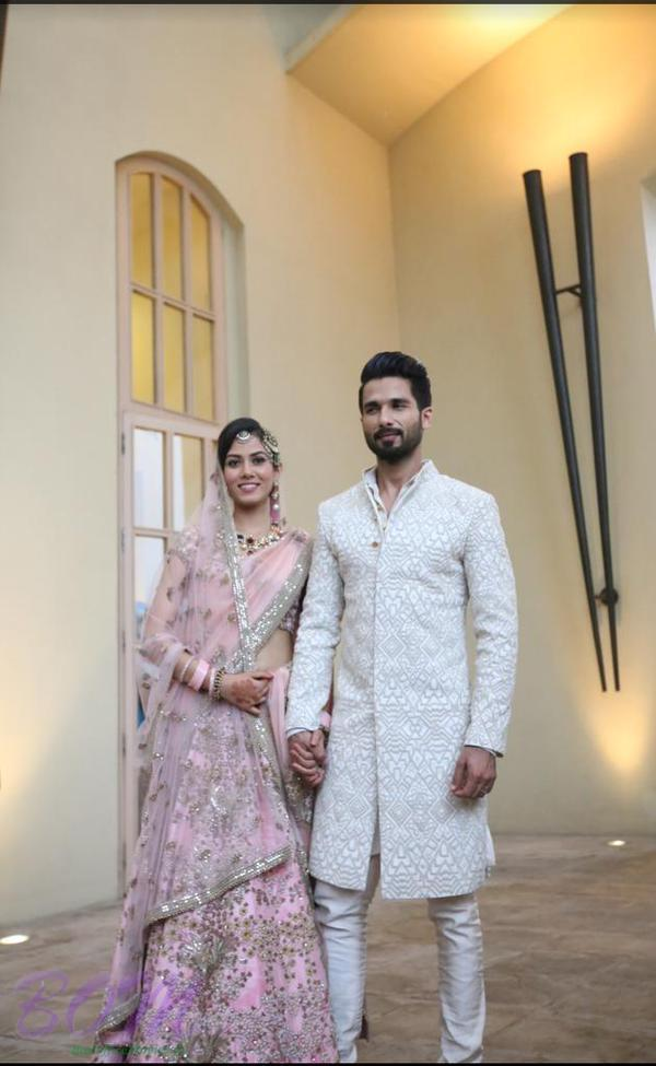 Many Congratulations to Both of you Shahid Kapoor and Mira Rajput