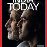 Cover boys Ranbir Kapoor and Amitabh Bachchan on the cover of India Today magazine