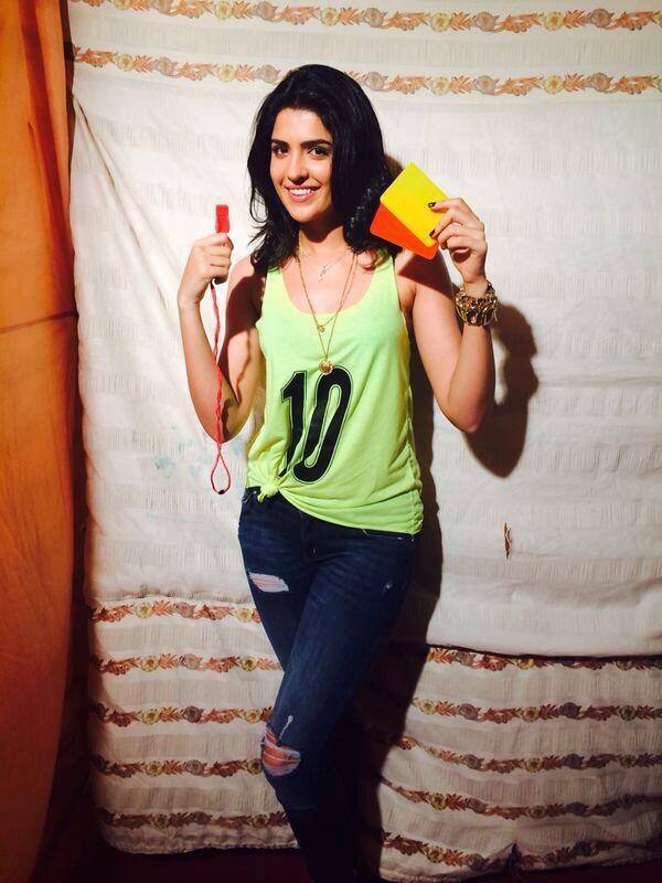 Cute picture of Lekar Hum Deewana Dil ‏actress Deeksha