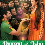 Daawat-E-Ishq movie brand new poster released on 18 July 2014