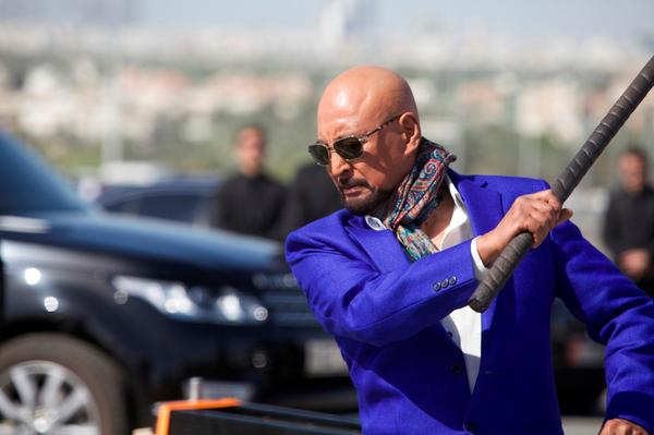 Danny Denzongpa as tough villain in Bang Bang movie