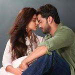 Debutante Zaheer Iqbal and Pranutan Bahl for Notebook movie